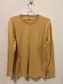🚚 Yellow Long Sleeve Soft Touch