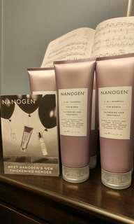 🇬🇧🇬🇧英國 NANOGEN 2019 年新產品 7-IN-1 頭髮生長因子洗頭水 (👩🏻女士專用配方)
