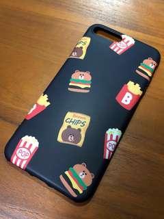 🚚 iphone 7 / 8 plus mr brown phone case