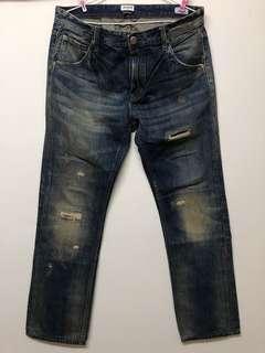 Chevignon jeans vintage 牛仔褲