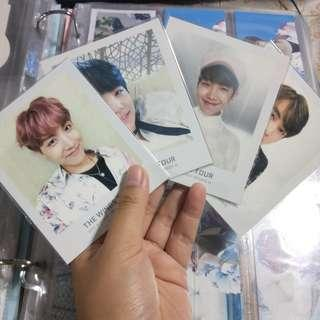 [wts] bts wings tour ticket album pc