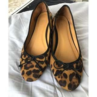Vincci Leopard Flat shoes