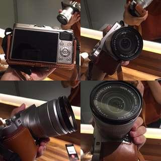 Fujifilm Xa3