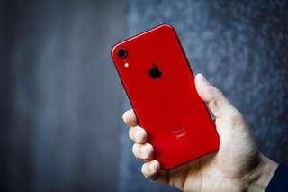🚚 Iphone XR Red