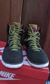 Nike Dunk Free Dk Loden Black Prcht Gold 599466300