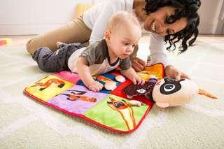 ~Ready Stocked~ Lamaze Disney/Pixar Jack Book Playmat play gym