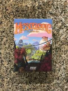 Mesozooic Board Game