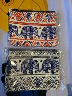 BRAND NEW ELEPHANT 🐘 POUCH ⚡️