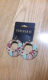 🚚 全新forever21耳環