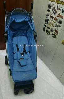 Preloved stroller gb q fold