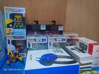 Toys Funko and others