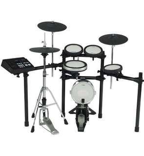 Rental Yamaha Electronic Drum Kit