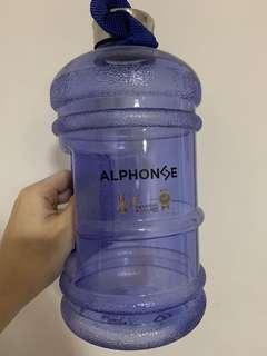 2.2L Alphonse gym water bottle