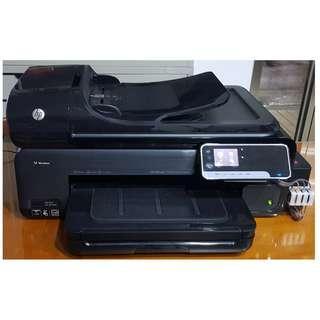HP Officejet 7500A雲端A3尺寸+連續供墨18合1複合機