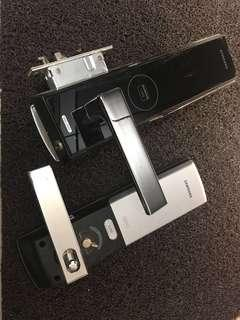 Samsung electronic door lock 密碼鎖