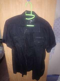 Jack & Jones men black shirt