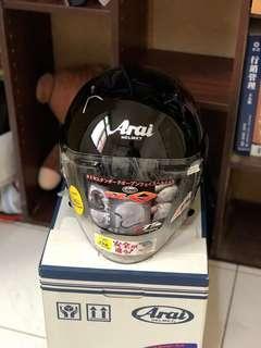 🚚 【日本】Arai SZ-g 黑色 安全帽 59.60cm