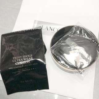 大促銷🎉🎊 Lancôme Teint Idole Ultra Wear Cushion 極致持妝輕透墊粉底SPF23/PA