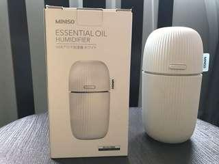 [preloved] Miniso Essential Oil Aroma Air Humidifier