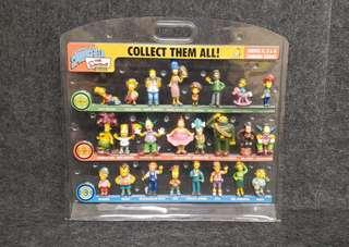 The Simpsons : Greeting from Springfield (Limited Edition Figurine Collection) Figure Set of Series 1 - 3 (Products from 2006)