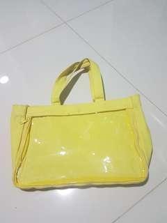 Yellow Itabag (handcarry type)