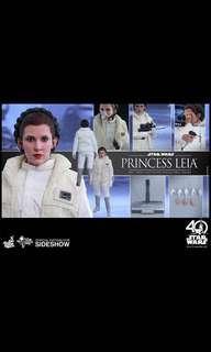 Princess Leia Hot Toys Star Wars: The Empire Strikes Back!