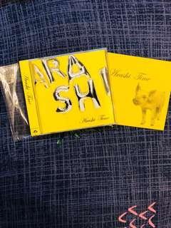 嵐ARASHI - TIME初回限定版 2CD 台版