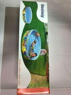 Kids babies foldable bestway swimming pool