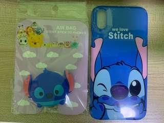 🚚 Stitch iPhone XS Case
