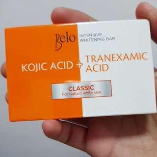 Belo Intensive Whitening Kojic Soap