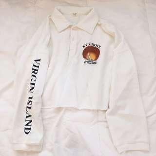 🚚 Brandy Melville St Croix Jones Sweatshirt