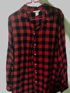 🚚 Red Flannel