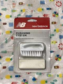 New Balance 清潔組合 麂皮擦膠
