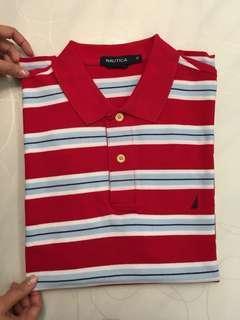 Nautica 有領 Polo t-shirt