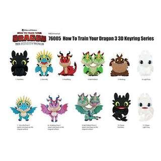 How to Train Your Dragon Figural Keychain