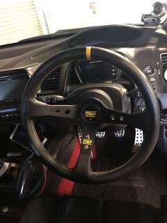 Original Omp Corsica steering wheel