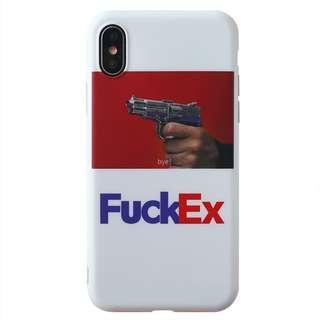 🚚 F*ckEx FedEx Design Phone Case