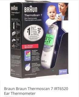 Braun Thermoscan 7