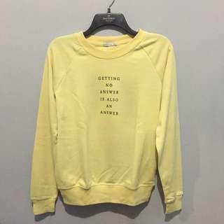 Bershka sweater