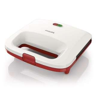 BNIB Philips HD2393 Sandwich Maker