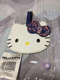 🚚 Hello Kitty Luggage tag