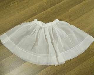 Tutu skirt 3-4 years old