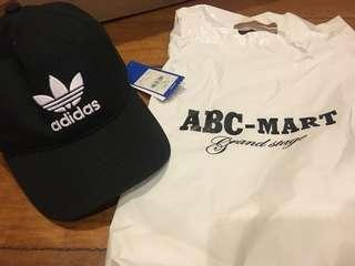 Black Adidas Cap