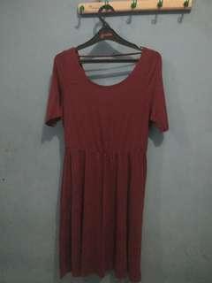 Dress ZALORA BASIC MURAH !!