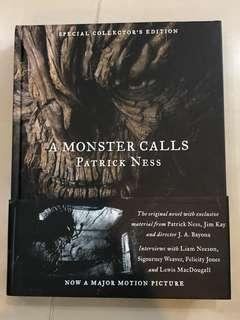 🚚 A Monster Calls ( Fiction story book )