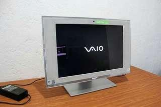 """Sony Vaio 20"""" All in one Pc"""