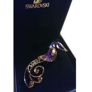 Swarovski Crystal Brooch