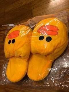 🚚 Sally Line indoor slippers