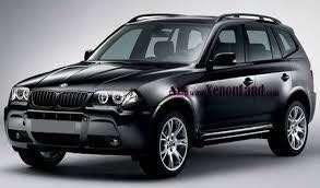 Ultra Racing BMW X3 E83 2003 to 2010 . Complete set
