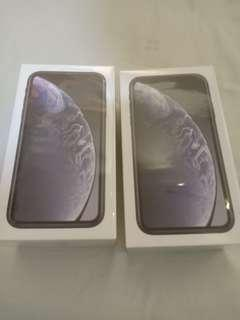 Apple Iphone XR 128Gb Grey New MY Set